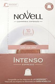 Cafes Novell, Cápsulas de café (Pack degustación) - 4 de 10 ...