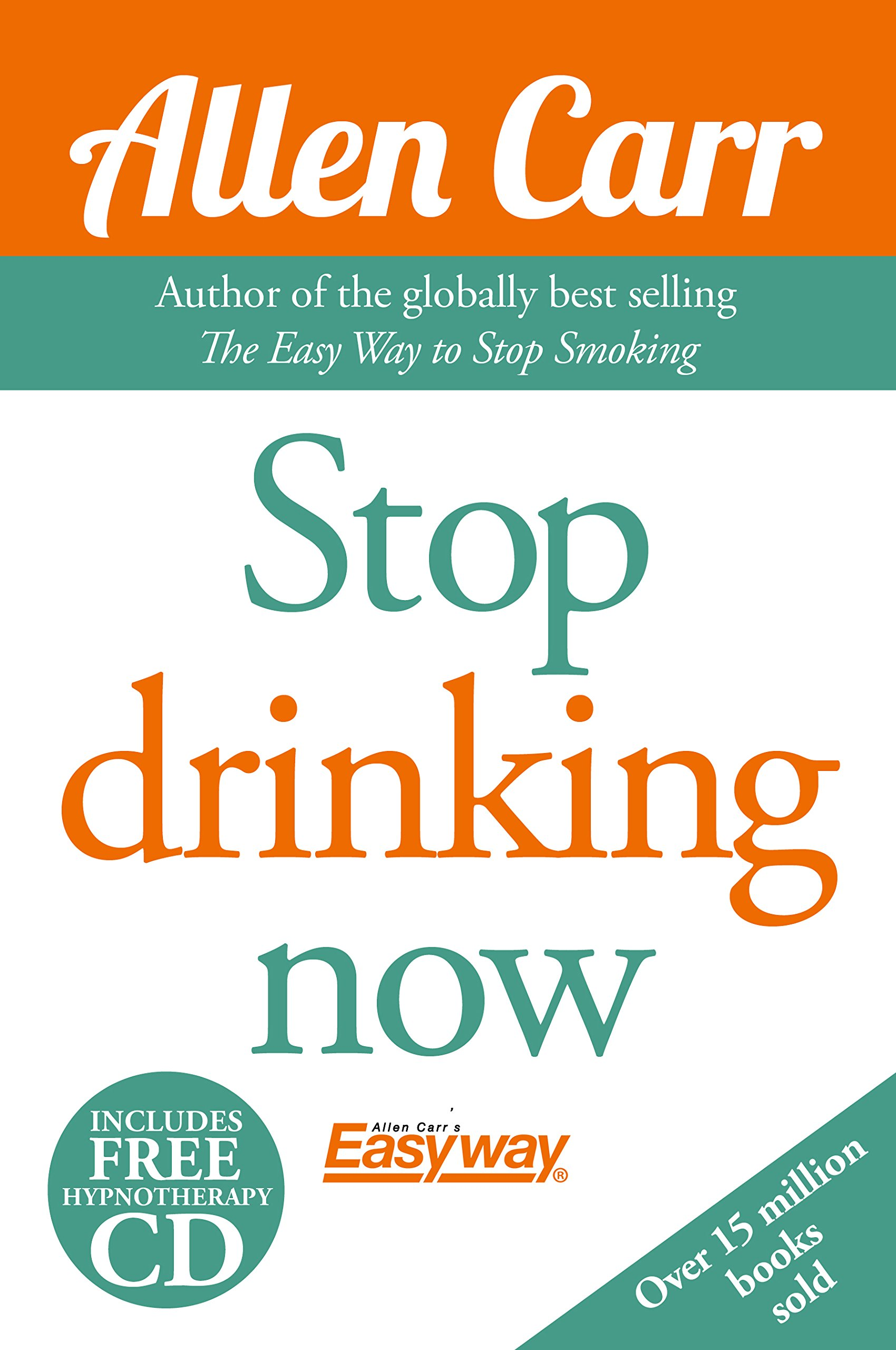 Stop Drinking Now Allen Carr product image