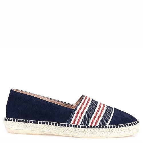 Gaimo - Alpargatas para Hombre Azul Azul, Color Azul, Talla 41: Amazon.es: Zapatos y complementos