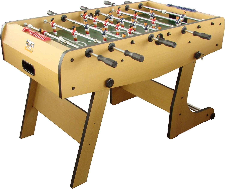 René Pierre – Futbolín Plegable: Amazon.es: Juguetes y juegos