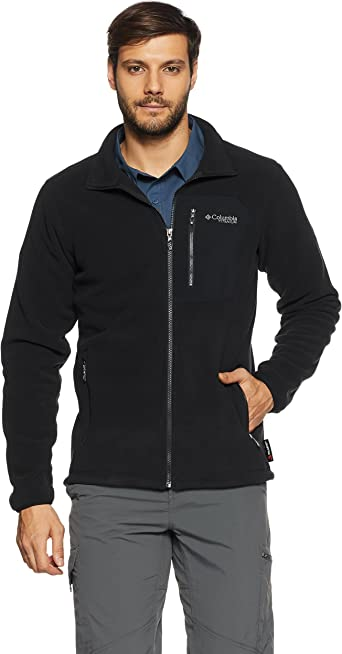 Columbia Titan Pass 2.0 Fleece Jacket Chaqueta Polar, Hombre ...