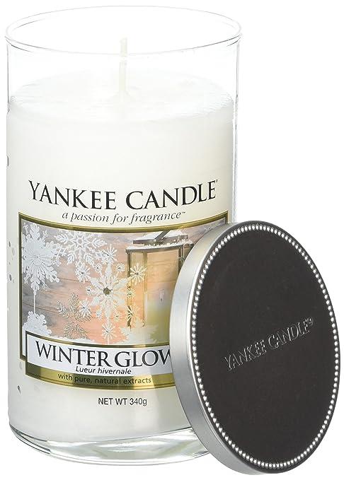 115 opinioni per Yankee Candle, decorazione natalizia, candela lunga, idea regalo.