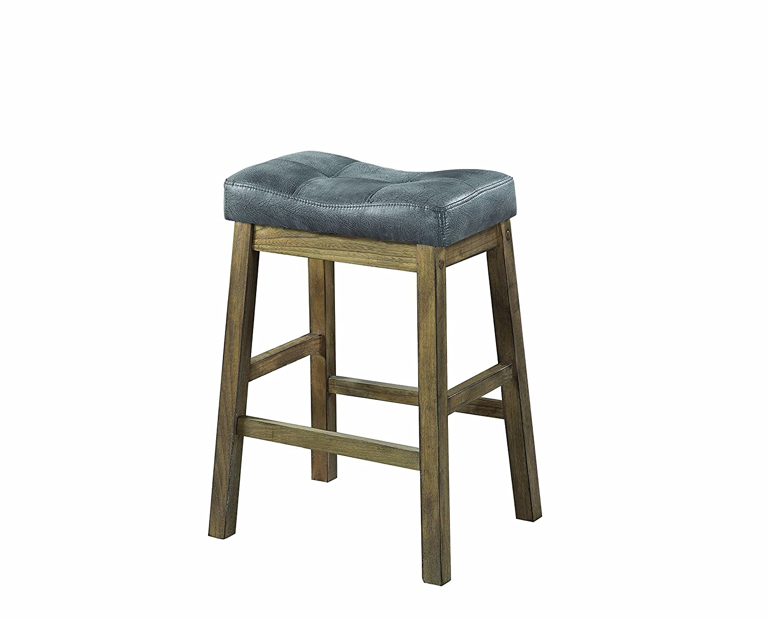 Groovy Amazon Com Coaster Counter Height Stool Two Tone Brown Dailytribune Chair Design For Home Dailytribuneorg