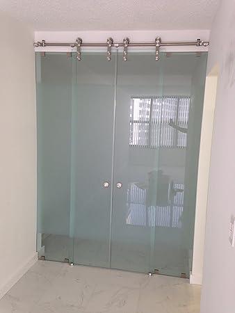 century for biparting sliding glass doors