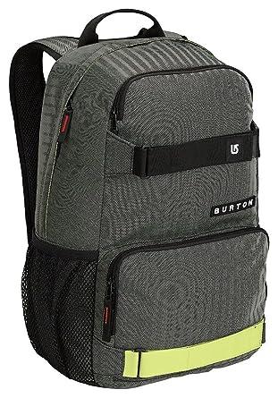 209516947eb2d Burton TREBLE YELL PACK Grau 11011101-064 Rucksack Schulrucksack  Tagesrucksack Schulranzen Daypack Backpack Freizeitrucksack 21