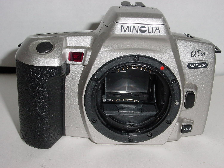 Minolta Maxxum qt si cámara: Amazon.es: Electrónica