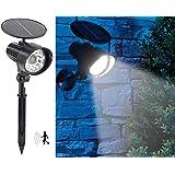Licht & Beleuchtung 16 Led Wasserdicht Solarbetriebene Pir Bewegungserkennung Sensor Wandleuchte Outdoor Garten Pathway Balkon Veranda Sicherheit Licht Lampe SchöN In Farbe