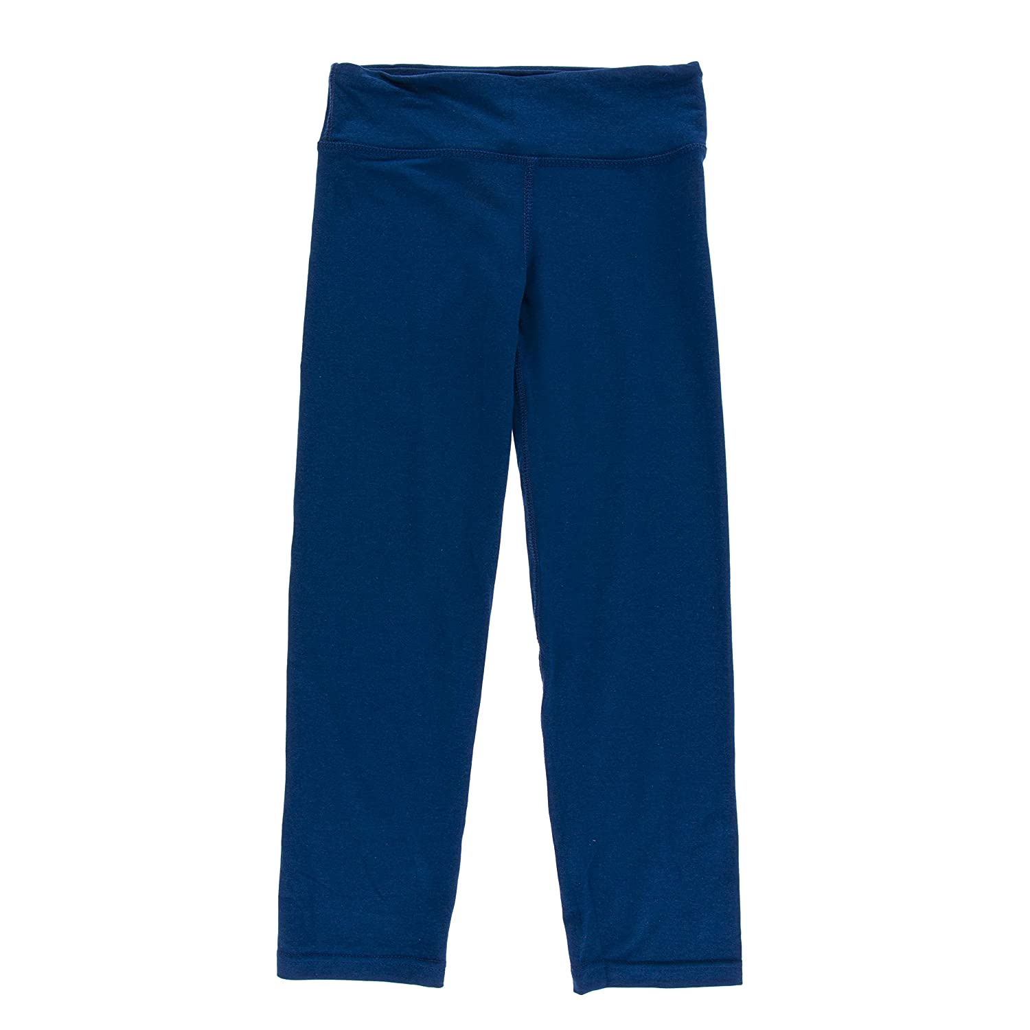 S-6//8 KicKee Pants Solid Performance Jersey Pant in Navy