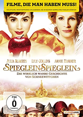 Spieglein Spieglein - Die wirklich wahre Geschichte von Schneewittchen [Alemania] [DVD]