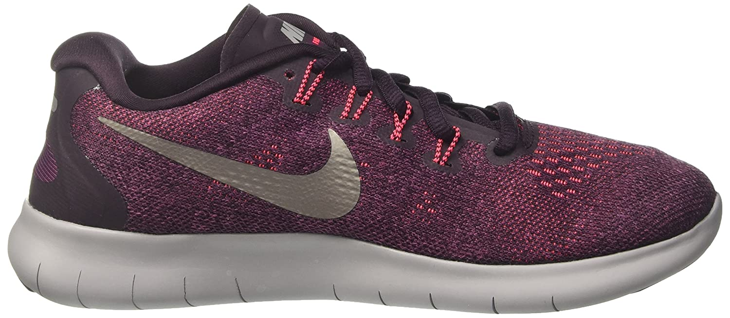 Nike Wmns Free RN 2017, Scarpe Running Donna, Rosso
