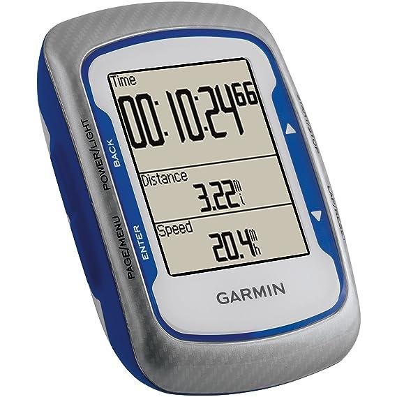 amazon com garmin edge 500 cycling gps certified refurbished rh amazon com GPS Navigation Garmin Watches