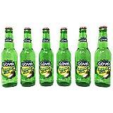 Goya Refresco Coconut Soda 12fl.oz, 6 Pack