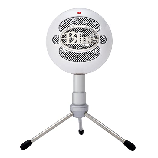 54 opinioni per Blue Microphones Snowball iCE Microfono Condensatore, Cardioide