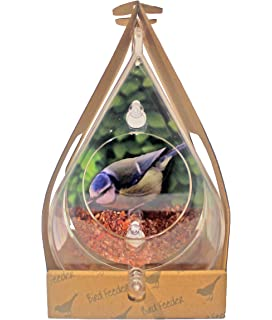 RSPB Window Bird Feeder: Amazon co uk: Garden & Outdoors