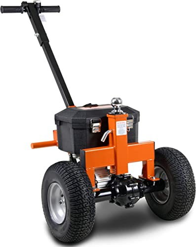 SuperHandy Electric Power Trailer Dolly