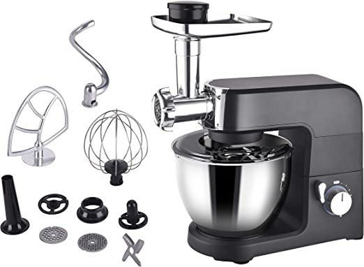 Aifeel - Robot de cocina multifunción (1500 W, 7 en 1, con ...