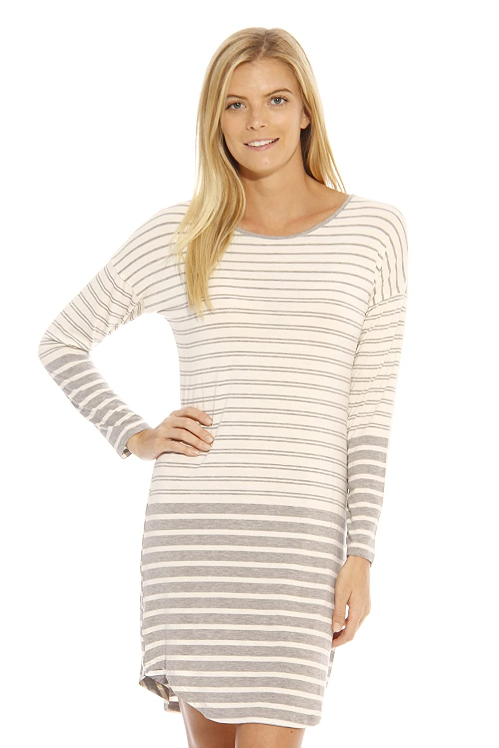 Womens Sweatshirt Nightgown - Cotswold Hire 9a5ad9416