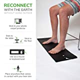 The Original Office Chair Grounding Mat Kit by