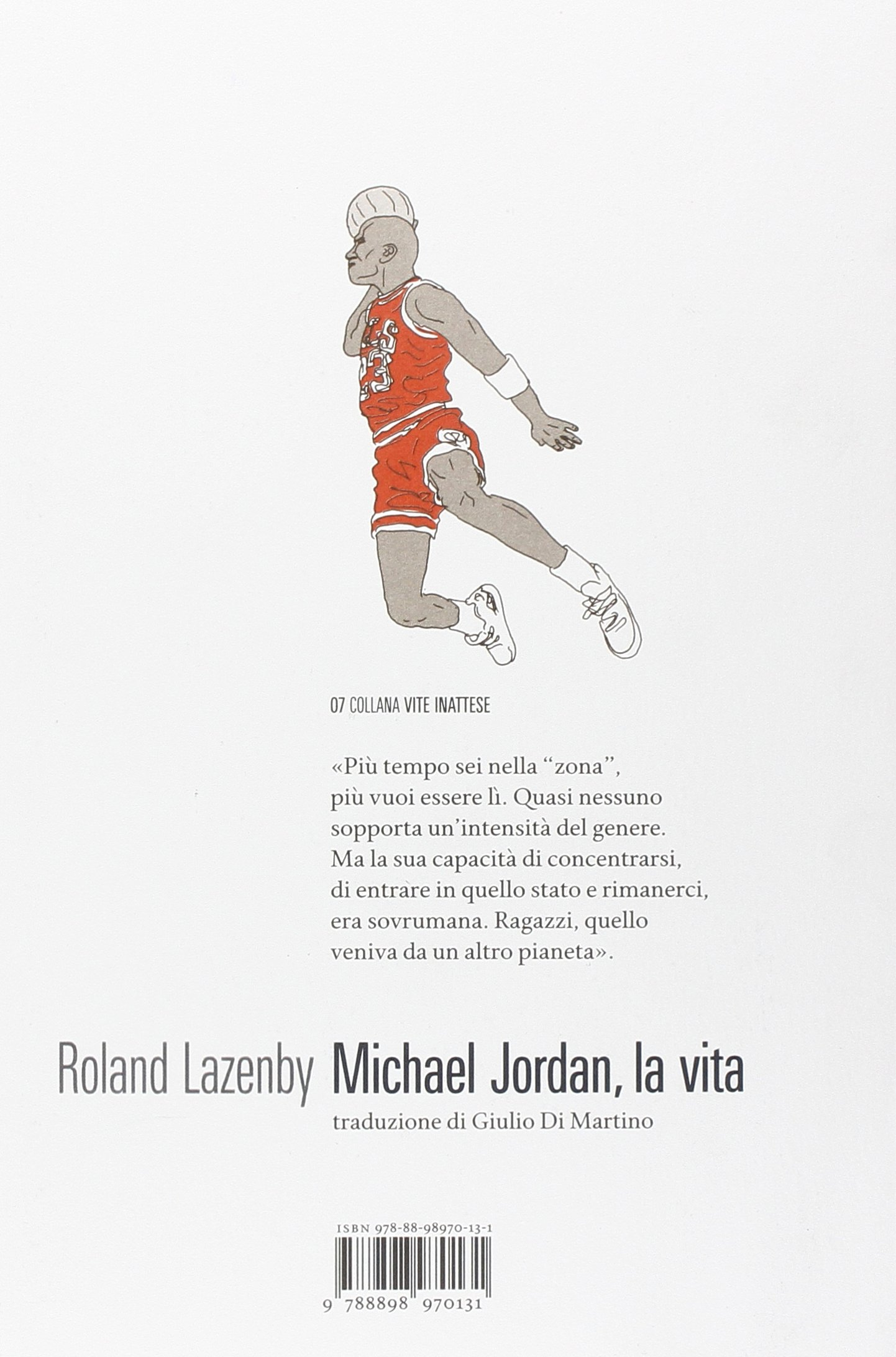 Amazon.it: Michael Jordan, la vita - Roland Lazenby, G. Di Martino ...