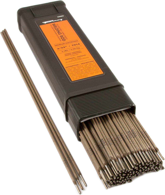 3//32-Inch Forney 30305 E6013 Welding Rod 5-Pound 3//32-Inch