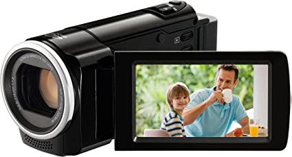 Jvc Gz Hm30beu Hd Camcorder 2 7 Zoll Kamera