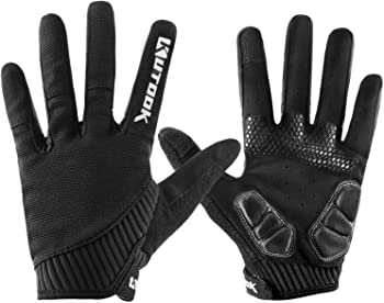 KUTOOK Mountain Bike Gloves
