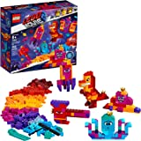 LEGO The LEGO Movie 2 Queen Watevra's Build Whatever Box! 70825 Pretend Play Toy and Creative Building Kit for Girls and…
