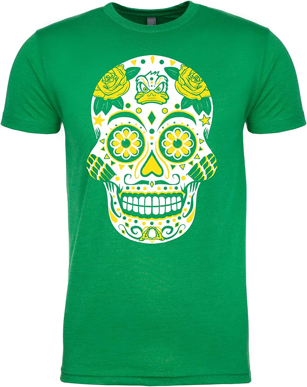 Americas Finest Apparel Seattle Sugar Skull Hoodie Mens