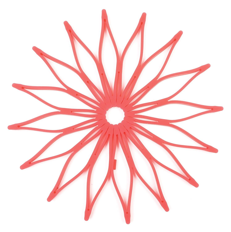 Spice Ratchet Blossom Multi-Purpose Silicone Trivet, Yellow Harold Import Company Inc. 16823