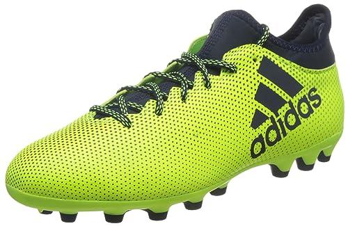 newest 08578 41528 Adidas X 17.3 AG, Botas de fútbol para Hombre  Amazon.es  Zapatos y  complementos