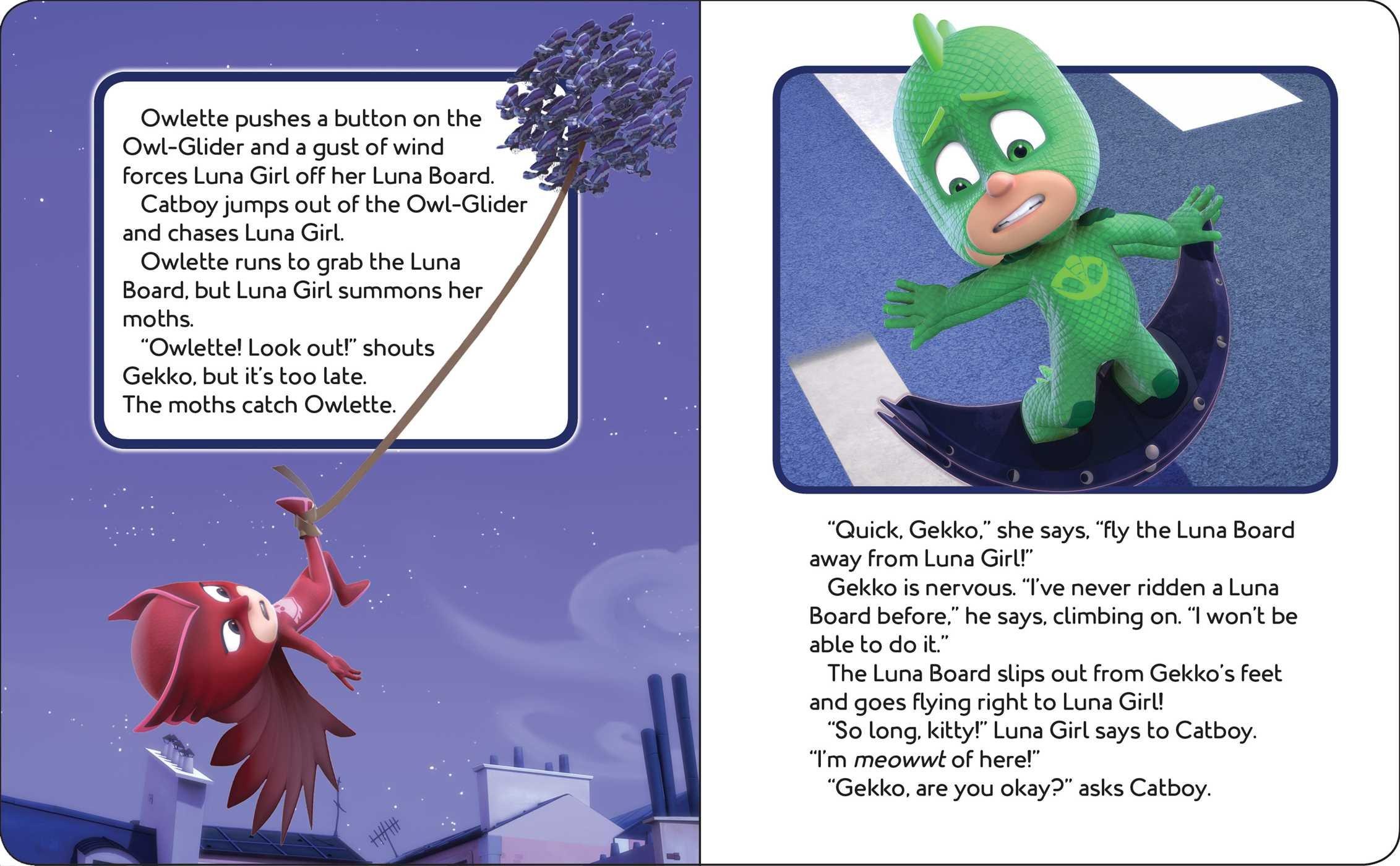 Gekko Saves Christmas (PJ Masks): Amazon.es: Maggie Testa: Libros en idiomas extranjeros