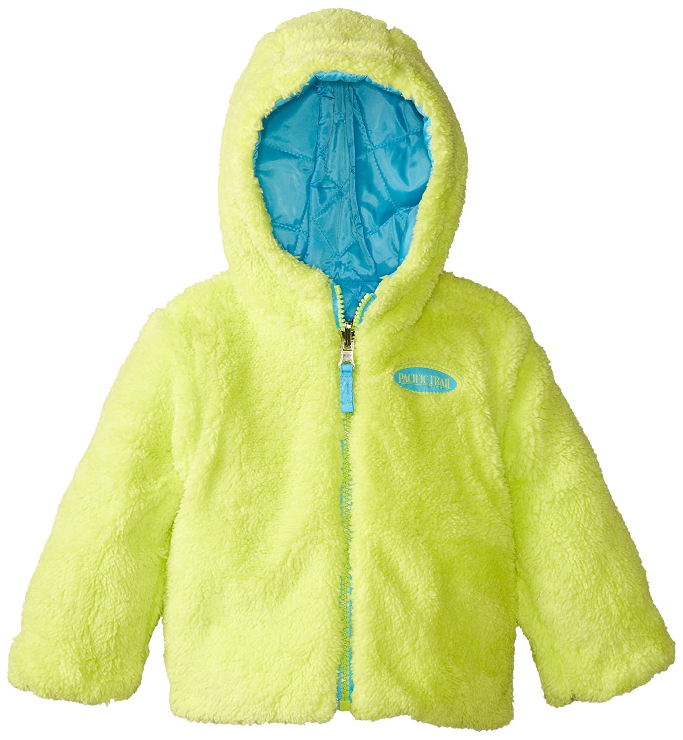 Amazon.com: Pacific Trail Kids Baby chamarra Acolchada ...