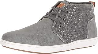 Steve Madden Men's FENDALE Sneaker, Grey, 10 M US