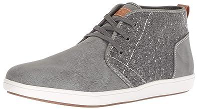 4813b41314c Steve Madden Men s FENDALE Sneaker Grey 7 ...