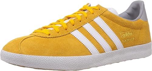 basket femme jaune adidas gazelle