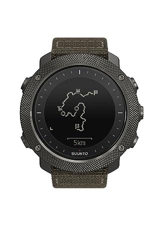 Suunto - Traverse Alpha - Reloj GPS Outdoor para pesca, caza y excursionismo - Sumergible - Foliage (Verde follaje) - Talla única: Amazon.es: Deportes y ...