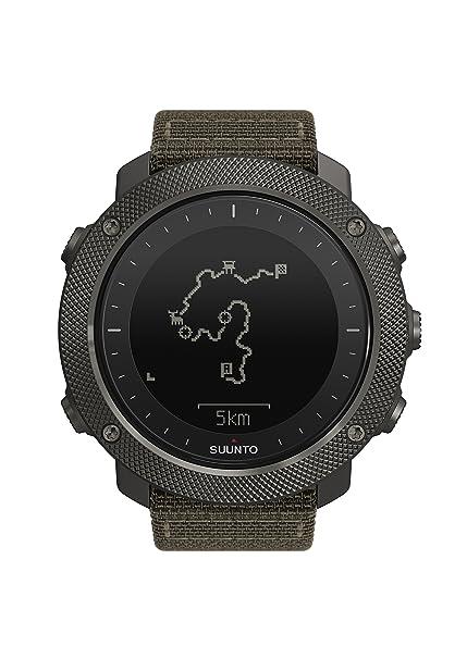Suunto - Traverse Alpha - SS022292000 - Reloj GPS Outdoor para pesca, caza y excursionismo