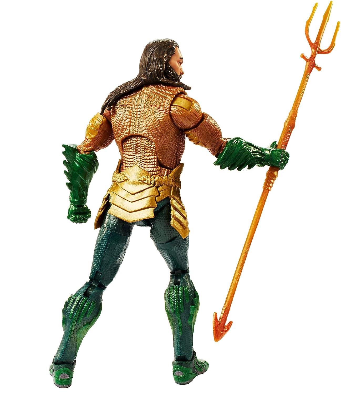 Mattel GmbH fxg86 DC Aquaman Multiverse Collector Figura en ...