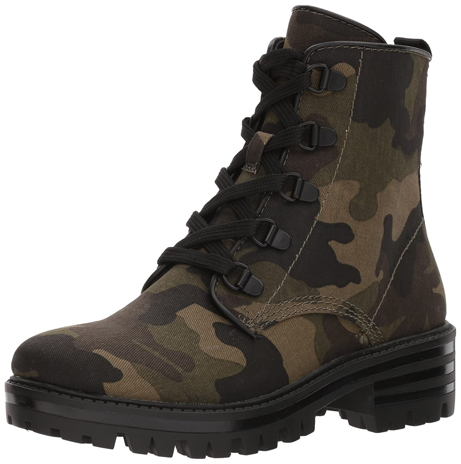KENDALL + KYLIE Women's Epic Ankle Boot B078NJVVGV 6 B(M) US|Green Camo