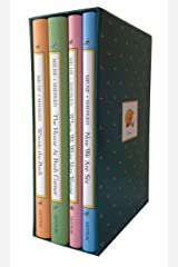Pooh's Library: Winnie-The-Pooh, The House At Pooh Corner, When We Were Very Young, Now We Are Six (Pooh Original Edition) Library Binding