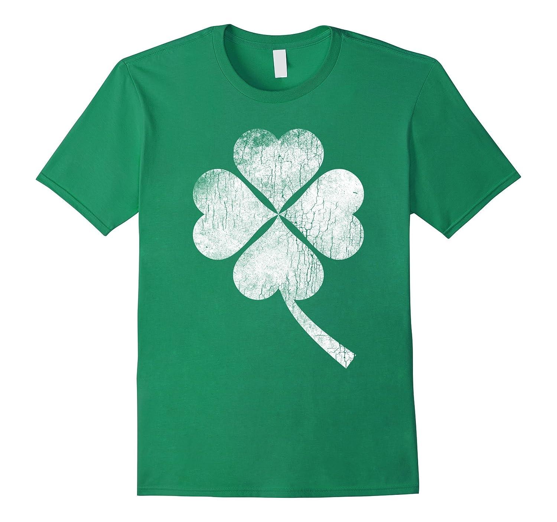 St Patricks Day Clover Irish Ireland T Shirt Fun Drink Beer-TD