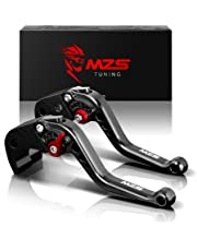 MZS Short Brake Clutch Levers for Honda GROM MSX125 2014-2018/ CBR250R 11-