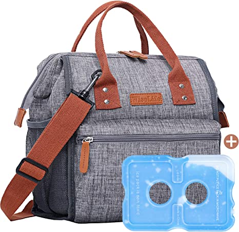 Portable Insulated Lunch Box Storage Bag Waterproof Picnic Carry Lunch Bags CO