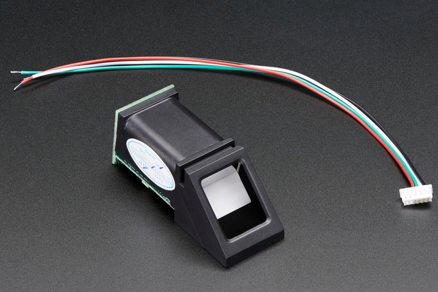 Adafruit Fingerprint Sensor 751 - Scanner De Huella Digital