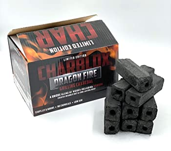 Charblox Dragon Fire Bamboo Lump Charcoal