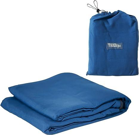 Amazon.com: Tucker Plus poliéster bolsa de dormir Liner con ...
