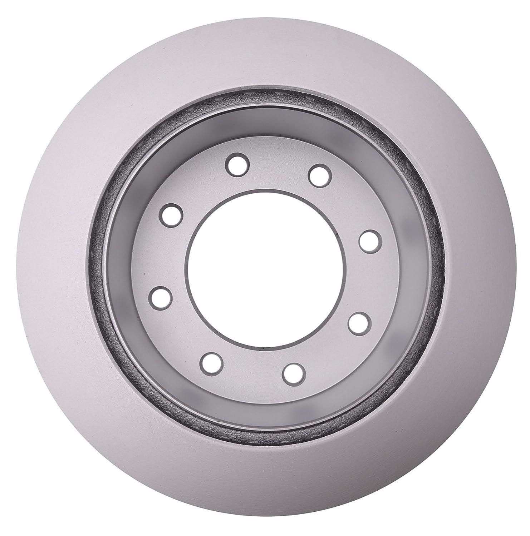 ACDelco 18A928AC Advantage Coated Rear Disc Brake Rotor