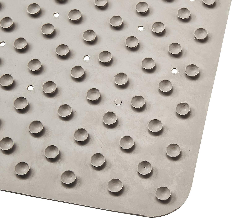 70 x 40 cm motivo con ciottoli tappetino antiscivolo per vasca Basics blu