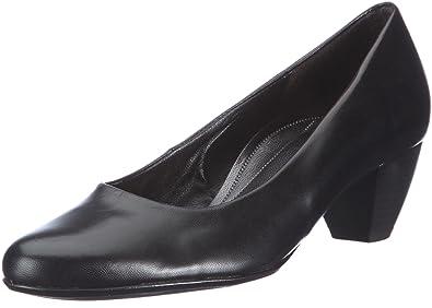 74865f43abf2 Gabor Shoes Comfort Pumps Womens Black Schwarz (schwarz) Size  3.5 (36 EU