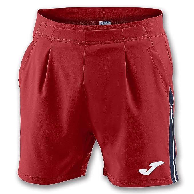 Joma Granada Pantalones Cortos, Hombre: Amazon.es: Ropa y accesorios